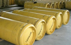 chlorine cylinder 1