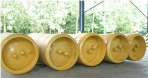 chlorine cylinder 2